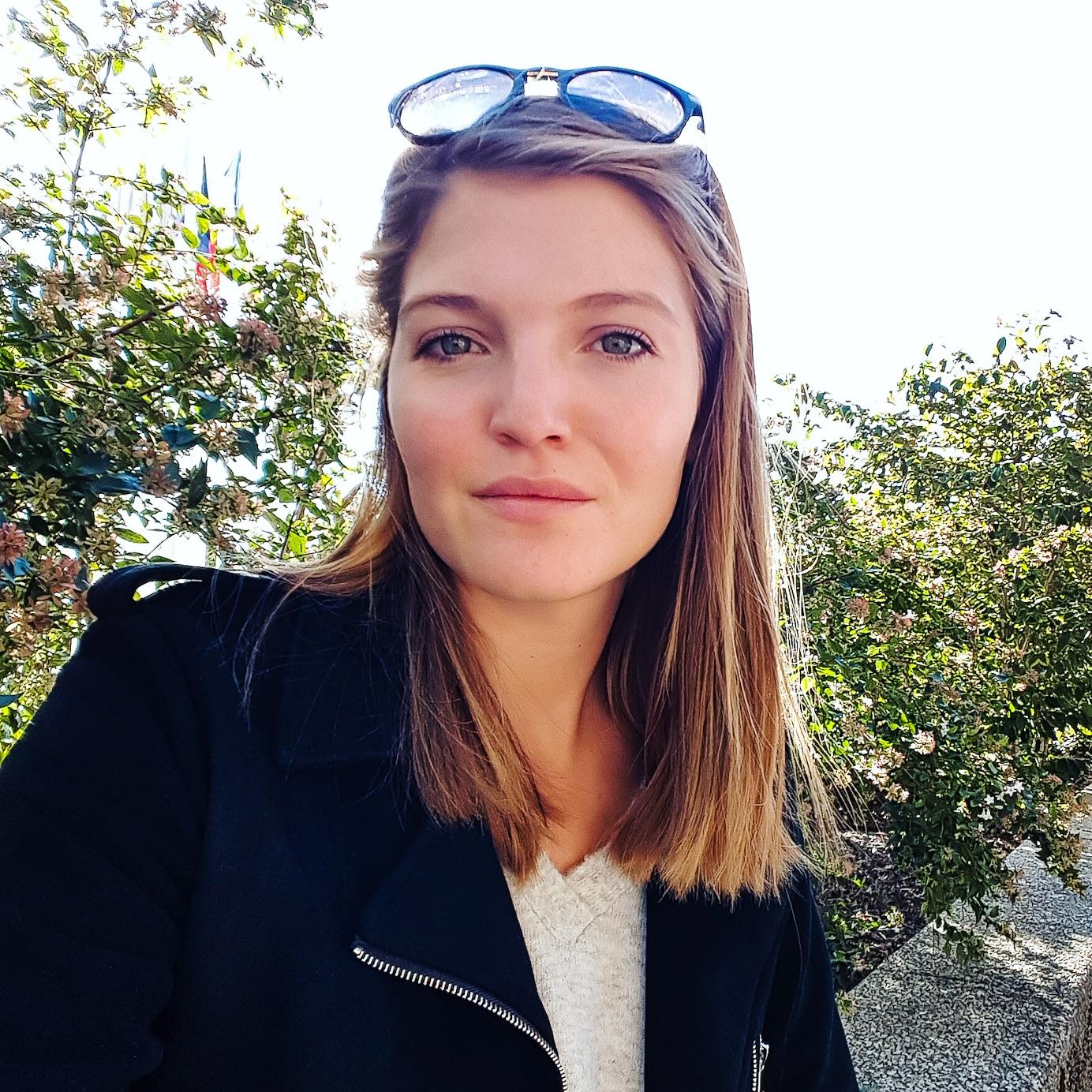 Anaïs - Étudiante en école de journalisme à Bordeaux