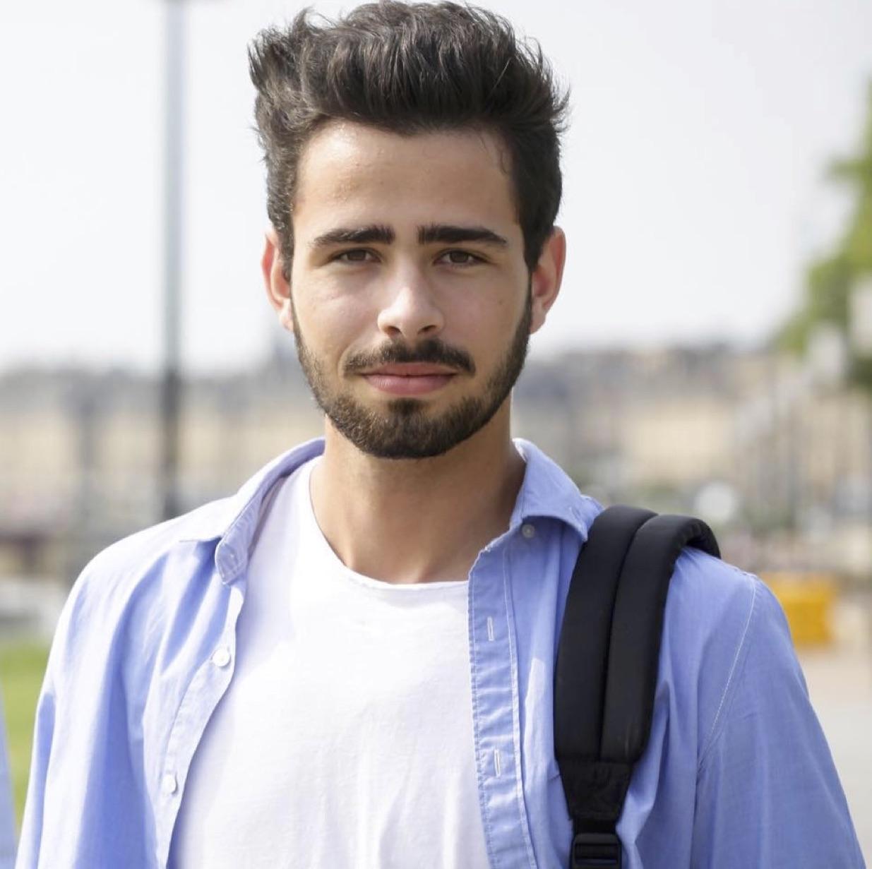 Clément - étudiant en 3e année d'école de journalisme à Bordeaux