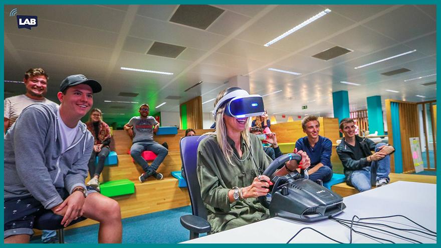 Ecole de journalisme EFJ - Masterclass de l'info en Belgique