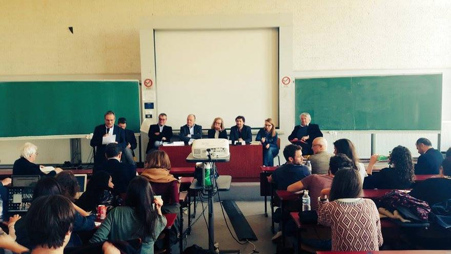 Etudes de journalisme EFJ - Colloque à l'EFJ