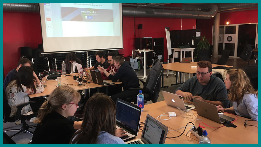 L'école de journalisme EFJ forme ses étudiants au code