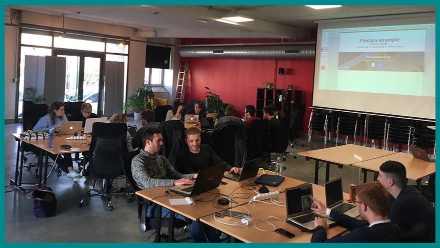 Formation au développement web - École de journalisme EFJ