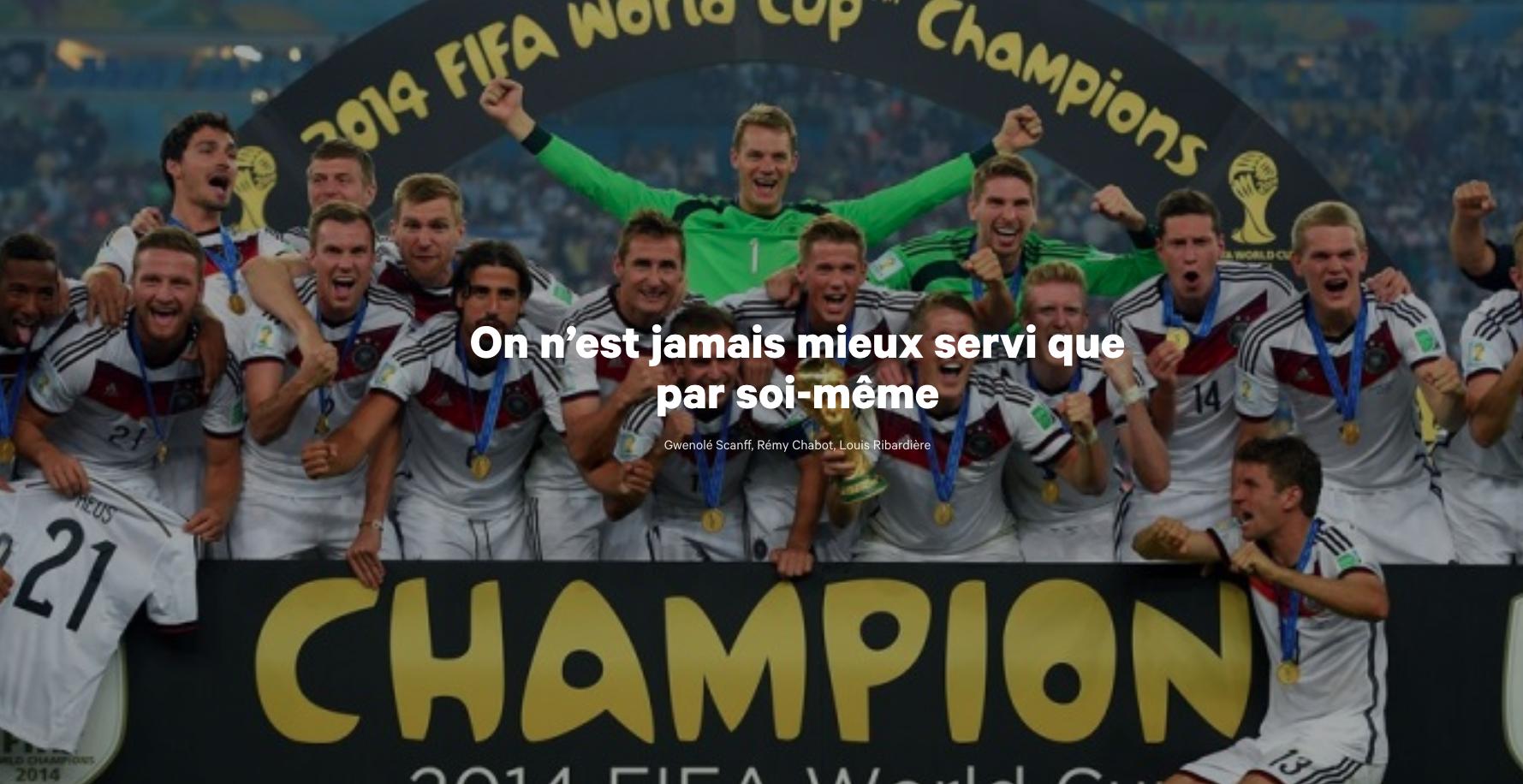 Ecole de journalisme EFJ : Initiation au journalisme sportif