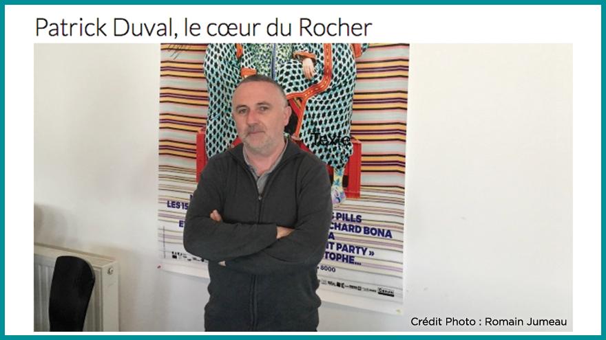Ecole de journalisme EFJ - Partick Duval Aqui.fr