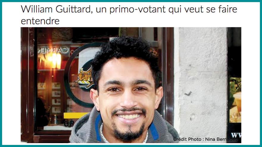 Ecole de journalisme EFJ - Primo votant Aqui.fr
