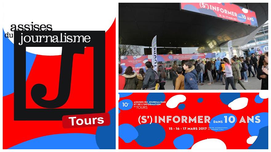 Ecole de journalisme EFJ - Partenaire des Assises du journalisme Tours 2017