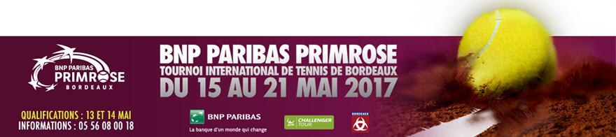 L'école de journalisme EFJ partenaire du tournoi de tennis BNP Paribas Primrose