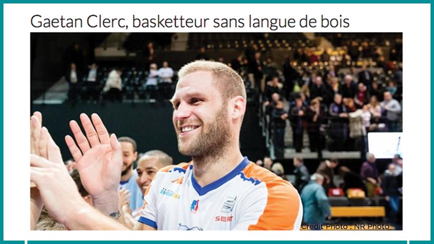 Ecole de journalisme EFJ - Basketteur sans langue de bois Aqui.fr