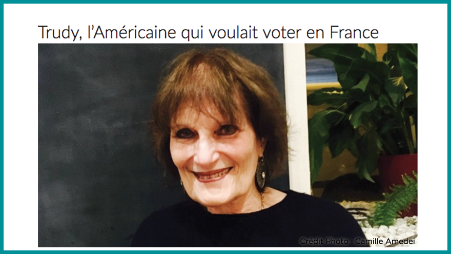 Ecole de journalisme EFJ - Le vote en France Aqui.fr