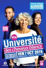 L'université des cheveux blancs Bordeaux